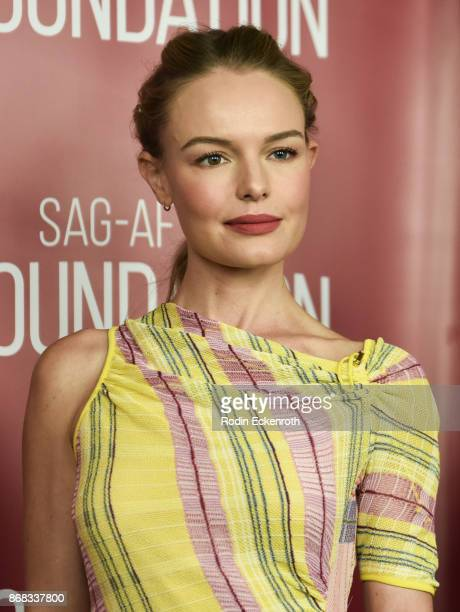 Actress Kate Bosworth poses for portrait at SAGAFTRA Foundation Conversations screening of 'The Long Road Home' at SAGAFTRA Foundation Screening Room...