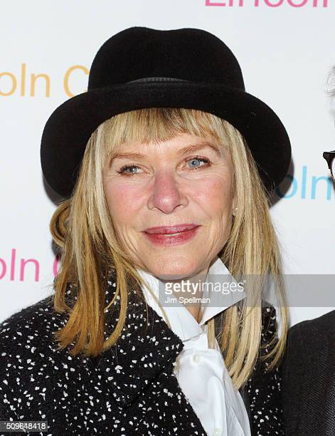 Actress Kate Capshaw attends the 2016 American Songbook Gala at Alice Tully Hall Lincoln Center on February 11 2016 in New York City