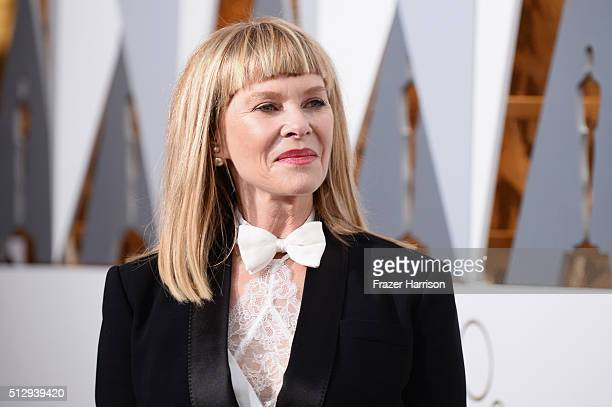 Actress Kate Capshaw attends the 88th Annual Academy Awards at Hollywood & Highland Center on February 28, 2016 in Hollywood, California.