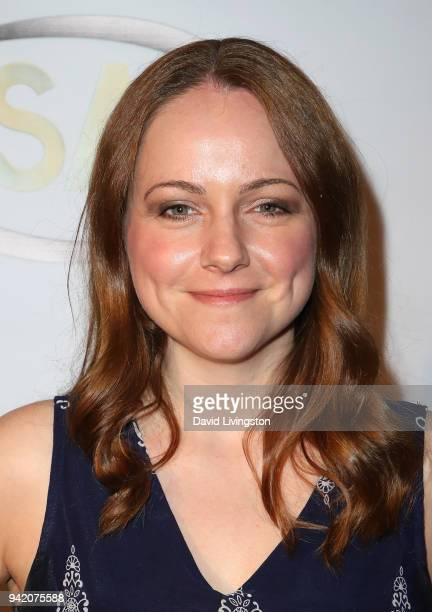 Actress Kate Conway attends the 9th Annual Indie Series Awards at The Colony Theatre on April 4, 2018 in Burbank, California.