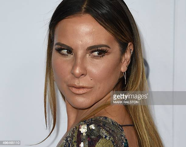 Actress Kate del Castillo arrives for the Centerpiece Gala Premiere of Alcon Entertainment's 'The 33' during AFI FEST 2015 presented by Audi at TCL...