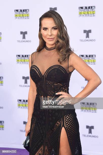 Actress Kate del Castillo attends 2017 Latin American Music Awards at Dolby Theatre on October 26 2017 in Hollywood California