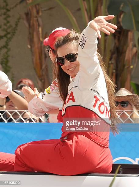 Actress Kate del Castillo attends the 37th Annual Toyota Pro/Celebrity Race on April 20 2013 in Long Beach California