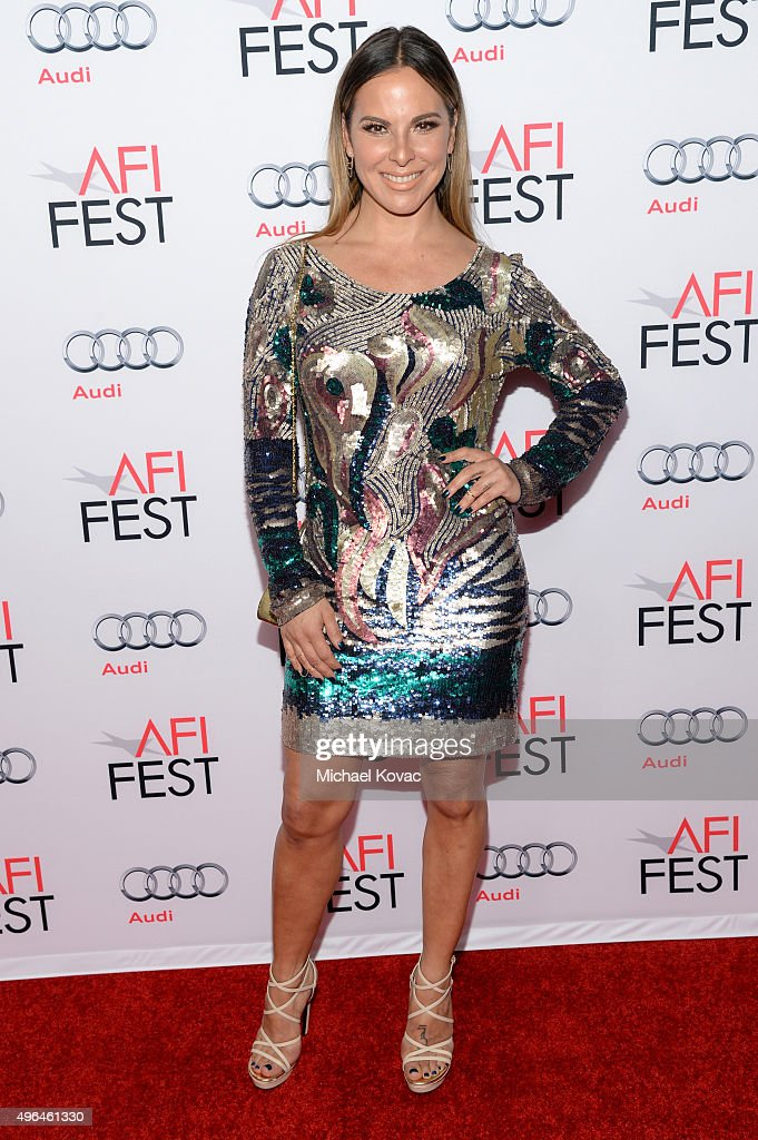 "AFI FEST 2015 - ""The 33"" Red Carpet : News Photo"