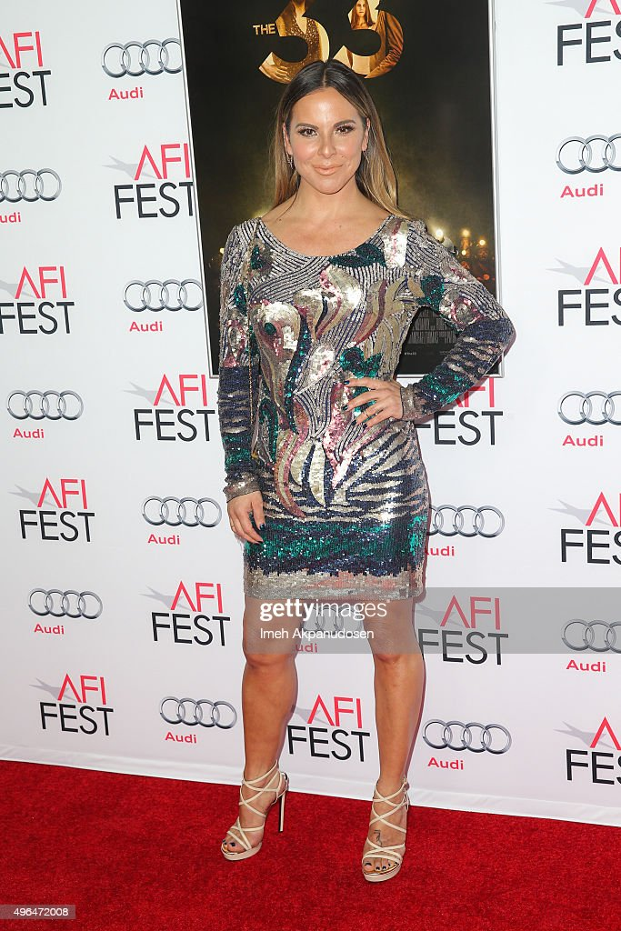 "AFI FEST 2015 Presented By Audi Centerpiece Gala Premiere Of Alcon Entertainment's ""The 33"" - Arrivals : News Photo"