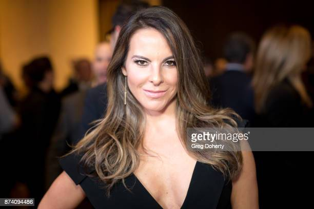 Actress Kate Del Castillo attends the Saban Community Clinic's 50th Anniversary Dinner Gala at The Beverly Hilton Hotel on November 13 2017 in...