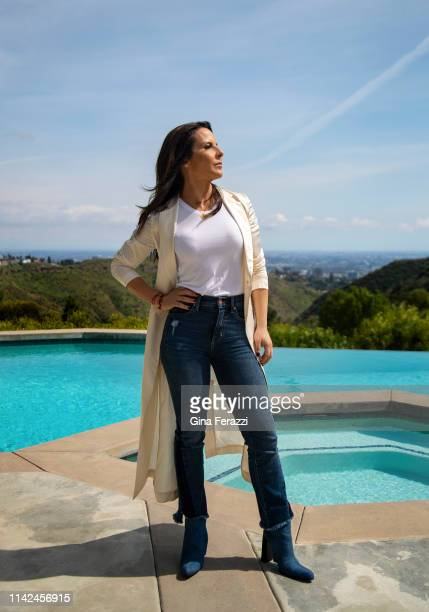 Actress Kate del Castillo is photographed for Los Angeles Times on April 3, 2019 in Los Angeles, California. PUBLISHED IMAGE. CREDIT MUST READ: Gina...