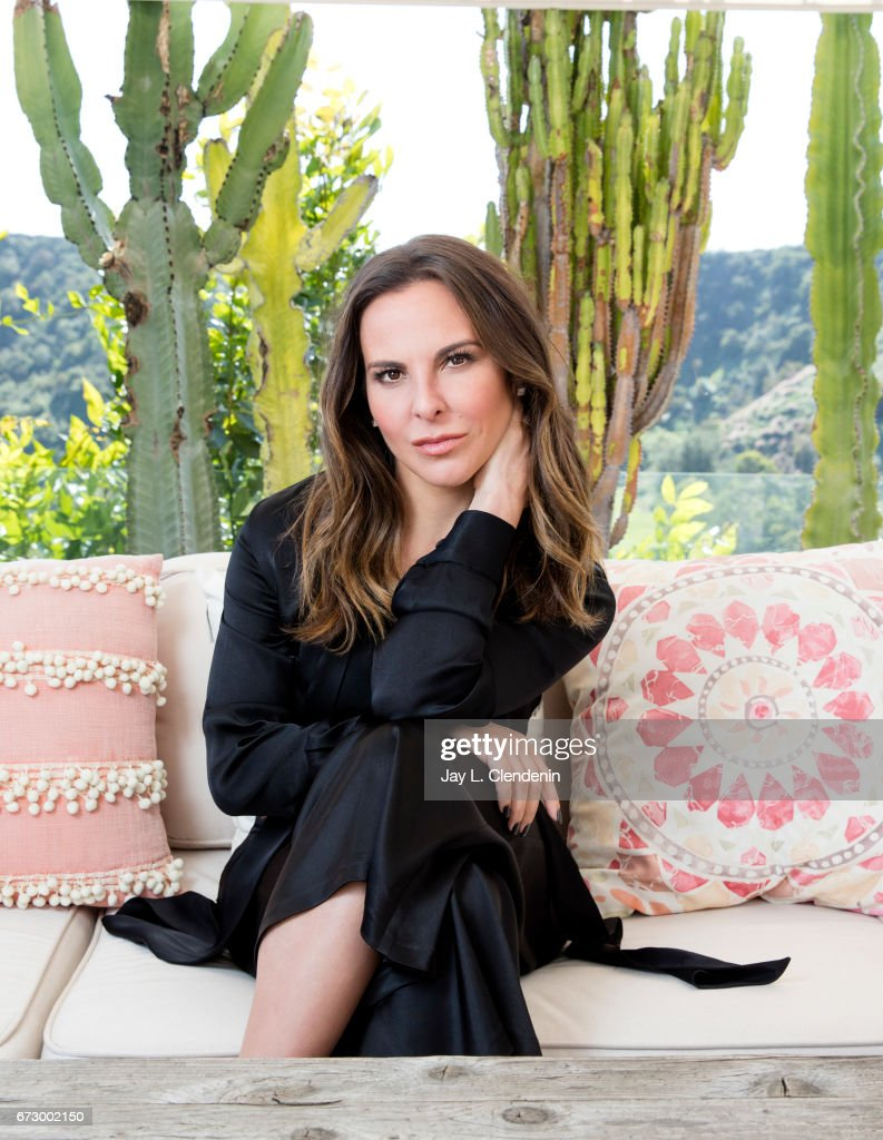 Kate Del Castillo, Los Angeles Times, April 10, 2017 : News Photo