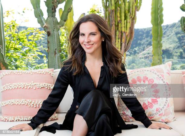 Actress Kate del Castillo is photographed for Los Angeles Times on March 24 2017 in Los Angeles California PUBLISHED IMAGE CREDIT MUST READ Jay L...
