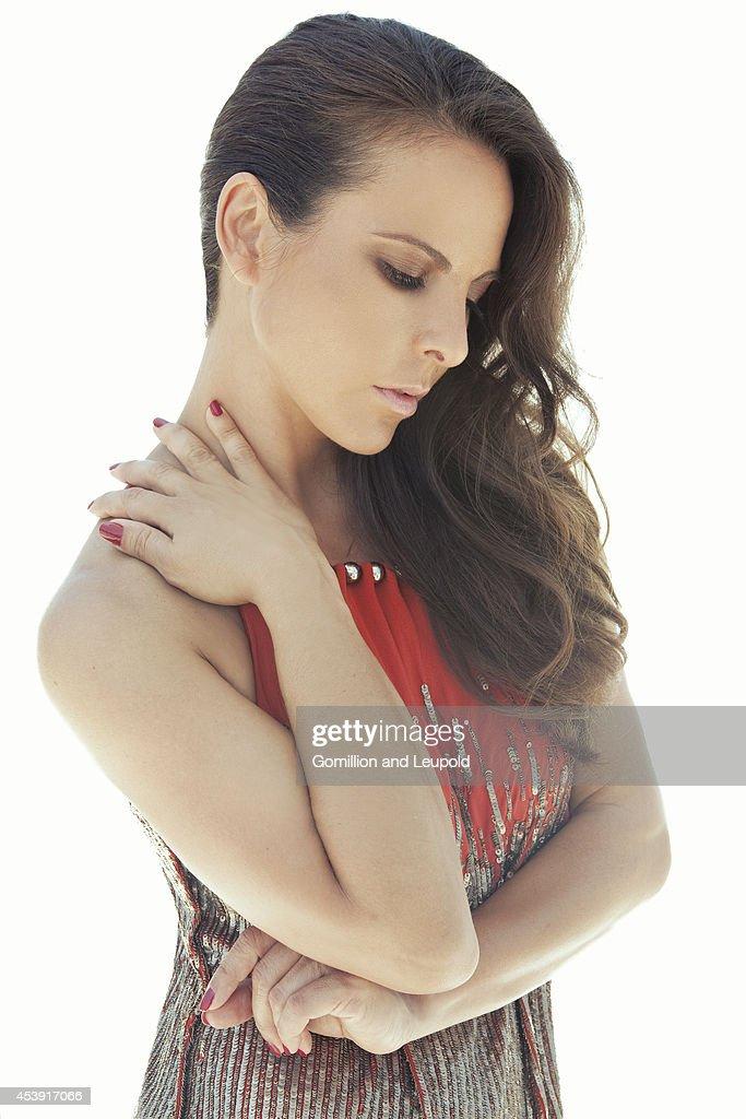 Kate del Castillo, Self Assignment, June 23, 2011 : News Photo