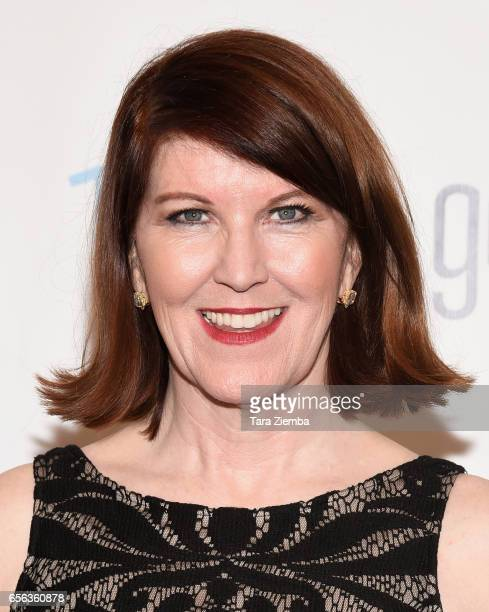 Actress Kate Flannery attends a Generosityorg fundraiser for World Water Day at Montage Hotel on March 21 2017 in Beverly Hills California