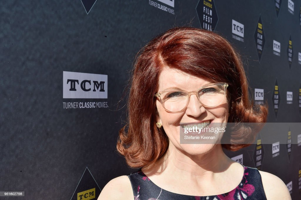 Actress Kate Flannery attends The 50th Anniversary World Premiere Restoration of 'The Producers' Opening Night Gala and Robert Osborne Award at the 2018 TCM Classic Film Festival at Grauman's Chinese Theatre on April 26, 2018 in Hollywood, California. 350671.