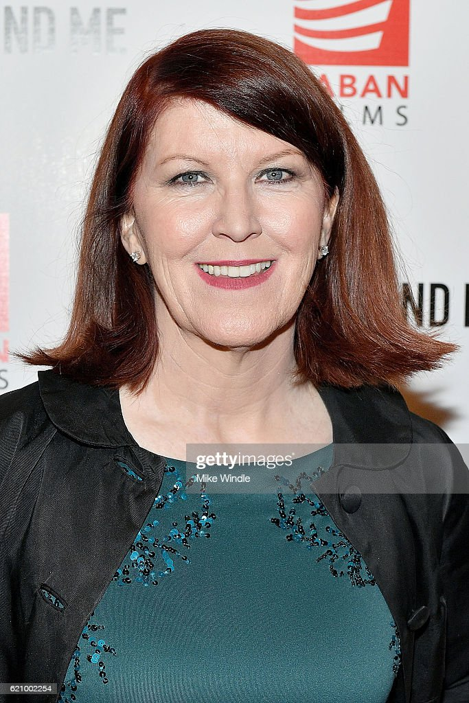 Actress Kate Flannery attends the premiere of Saban Films' 'Come And Find Me' at Pacific Theatre at The Grove on November 3, 2016 in Los Angeles, California.