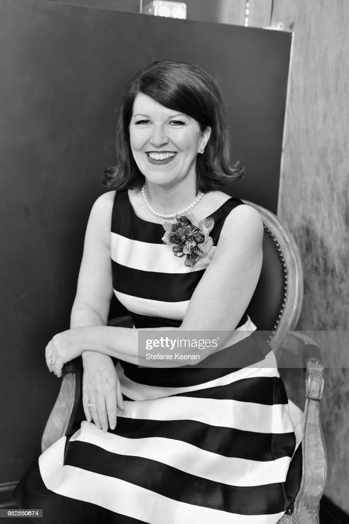 Actress Kate Flannery attends the screening of 'The Lost Weekend' during day 3 of the 2018 TCM Classic Film Festival on April 28, 2018 in Hollywood, California. 350671.