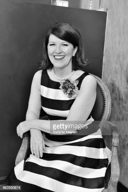 Actress Kate Flannery attends the screening of 'The Lost Weekend' during day 3 of the 2018 TCM Classic Film Festival on April 28 2018 in Hollywood...