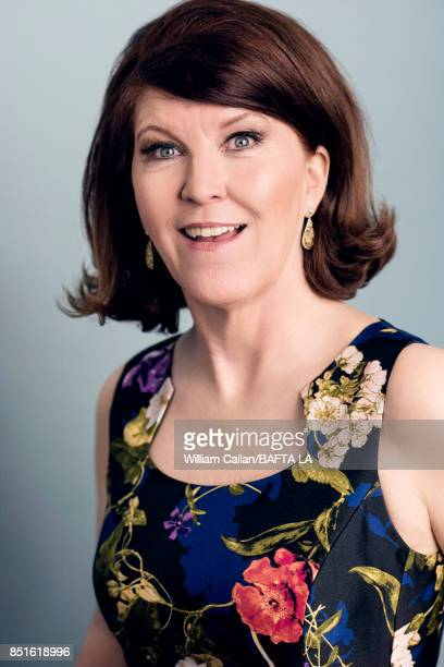 Actress Kate Flannery poses for a portrait BBC America BAFTA Los Angeles TV Tea Party 2017 at the The Beverly Hilton Hotel on September 16 2017 in...