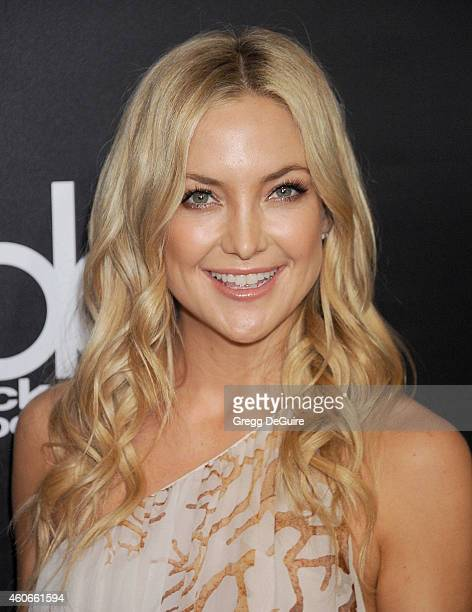 Actress Kate Hudson arrives at The PEOPLE Magazine Awards at The Beverly Hilton Hotel on December 18 2014 in Beverly Hills California
