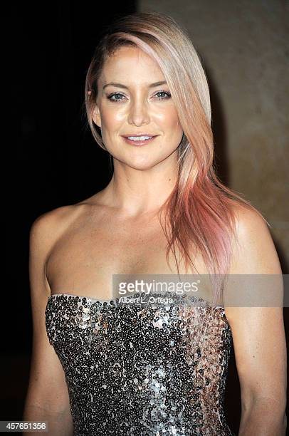 Actress Kate Hudson arrives for the 28th American Cinematheque Award Honoring Matthew McConaughey held at The Beverly Hilton Hotel on October 21 2014...