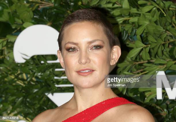 Actress Kate Hudson attends the 11th Annual God's Love We Deliver Golden Heart Awards at Spring Studios on October 16 2017 in New York City