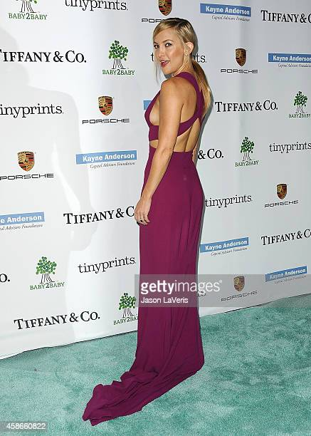 Actress Kate Hudson attends the 2014 Baby2Baby gala at The Book Bindery on November 8 2014 in Culver City California