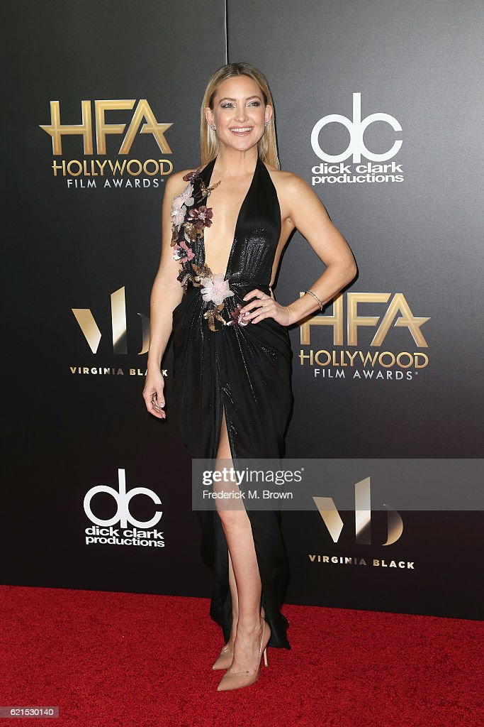 Actress Kate Hudson attends the 20th Annual Hollywood Film Awards on November 6, 2016 in Beverly Hills, California.