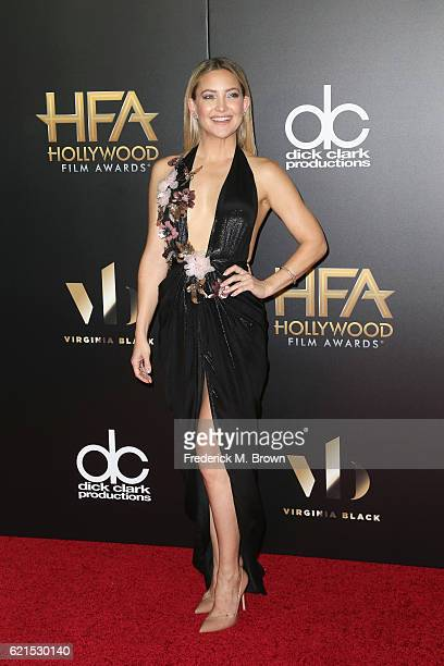 Actress Kate Hudson attends the 20th Annual Hollywood Film Awards on November 6 2016 in Beverly Hills California