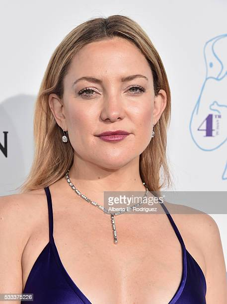 Actress Kate Hudson attends the Kaleidoscope Ball at 3LABS on May 21 2016 in Culver City California