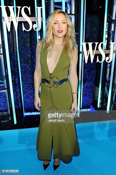 Actress Kate Hudson attends WSJD LIVE After Dark at Montage Laguna Beach on October 25 2016 in Laguna Beach California