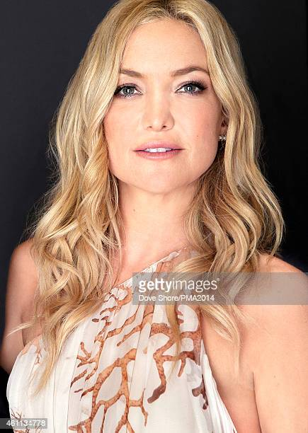Actress Kate Hudson is photographed at the 2014 People Magazine Awards portrait studio on December 18 2014 in Los Angeles California
