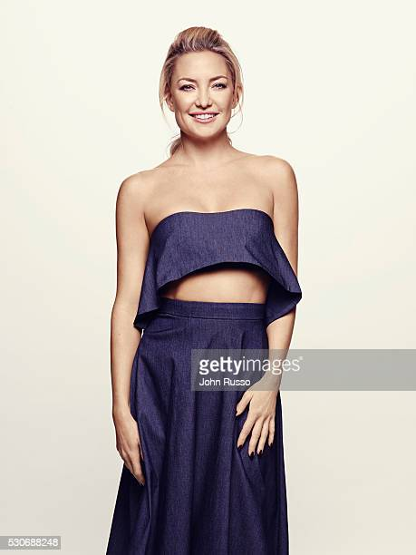 Actress Kate Hudson is photographed for 20th Century Fox on November 1 2015 in Los Angeles California