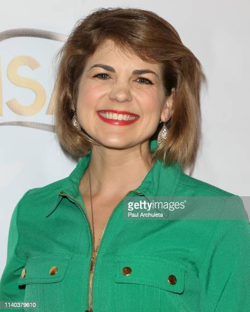 Actress Kate Huffman attends the 10th Annual Indie Series Awards at The Colony Theater on April 03 2019 in Burbank California