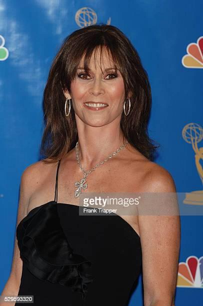 Actress Kate Jackson presenter at the Primetime Emmy Awards held at the Shrine Auditorium