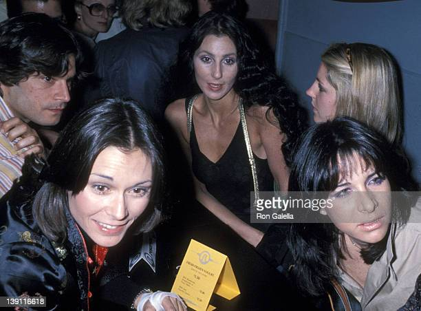 Actress Kate Jackson singer Cher and her sister Georgianne LaPierre attend the United Cerebral Palsy's Weekend with the Stars Telelthon After Party...