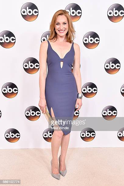 Actress Kate Jennings Grant attends the Disney ABC Television Group TCA Summer Press Tour on August 4 2016 in Beverly Hills California