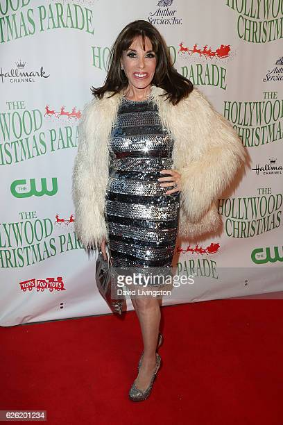 Actress Kate Linder arrives at the 85th Annual Hollywood Christmas Parade on November 27 2016 in Hollywood California