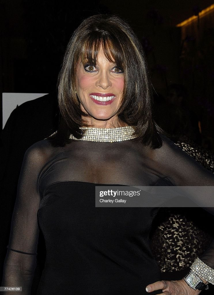 Actress Kate Linder attends the 53rd Annual Young Musicians Foundation Gala, celebrating Merv Griffin, at the Beverly Hilton hotel on October 19, 2007 in Los Angeles, California.