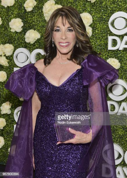 Actress Kate Linder attends the CBS Daytime Emmy After Party at Pasadena Convention Center on April 29 2018 in Pasadena California