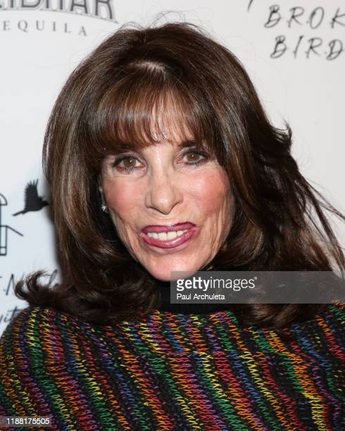 Actress Kate Linder attends the media night preview of BROKEN Code BIRD Switching at S Feury Theater on November 16 2019 in Los Angeles California