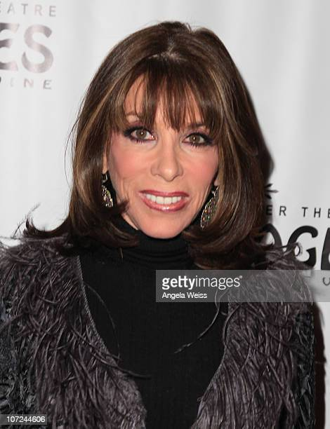 Actress Kate Linder attends the opening night of 'West Side Story' at the Pantages Theatre on December 1 2010 in Hollywood California