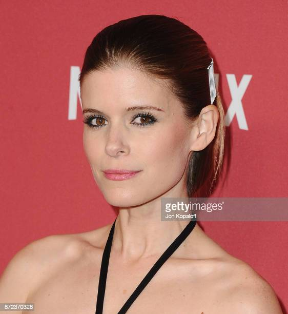 Actress Kate Mara arrives at SAGAFTRA Foundation Patron of the Artists Awards 2017 on November 9 2017 in Beverly Hills California