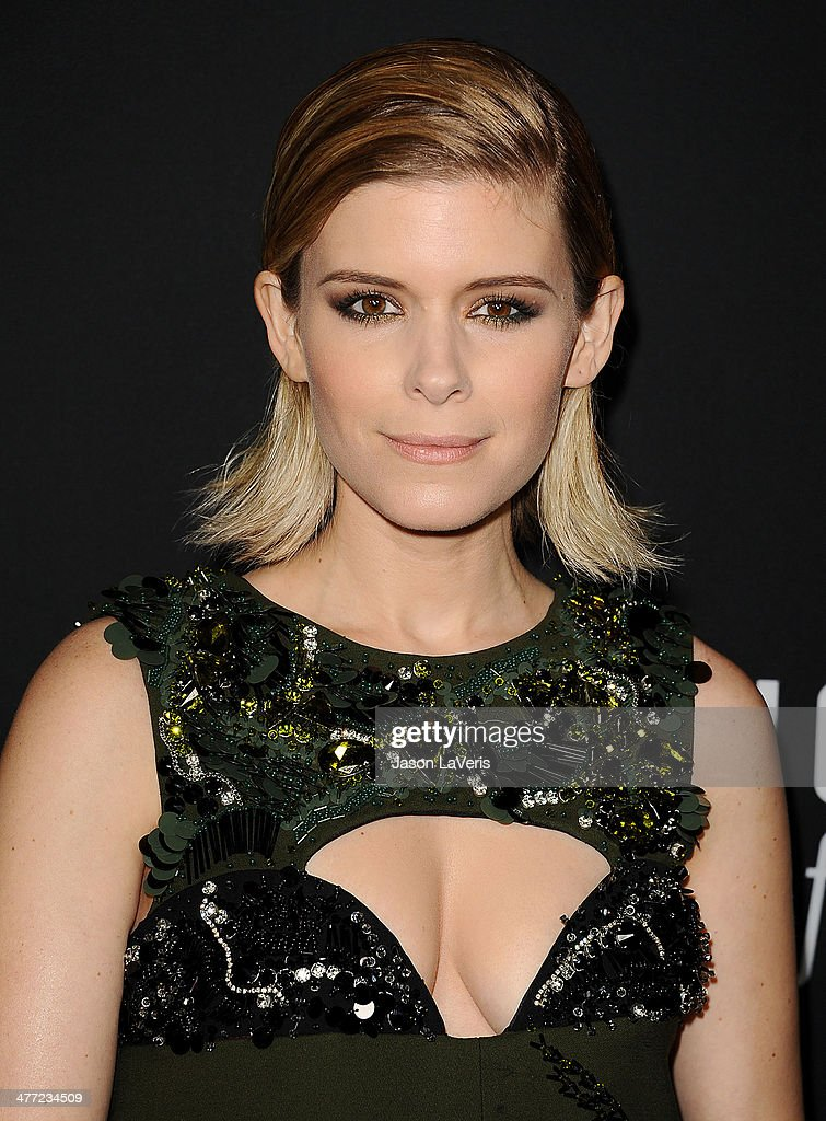 Actress Kate Mara attends a screening of 'House Of Cards' at Directors Guild Of America on February 13, 2014 in Los Angeles, California.