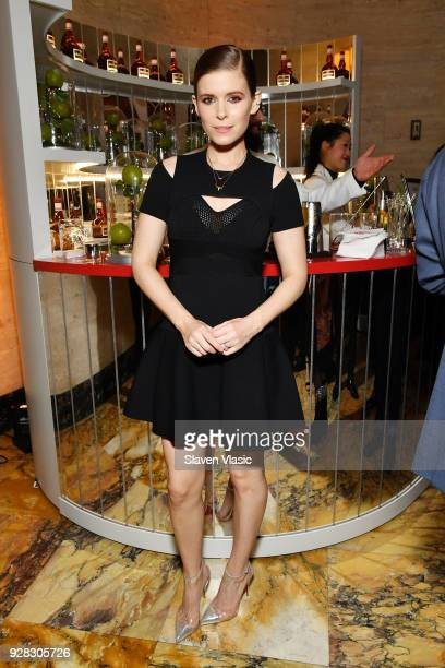 Actress Kate Mara attends Grand Marnier's new campaign launch on March 6 2018 in New York City