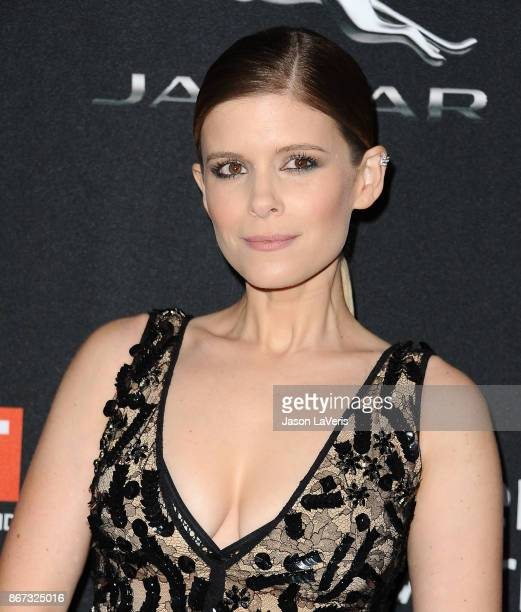 Actress Kate Mara attends the 2017 AMD British Academy Britannia Awards at The Beverly Hilton Hotel on October 27, 2017 in Beverly Hills, California.