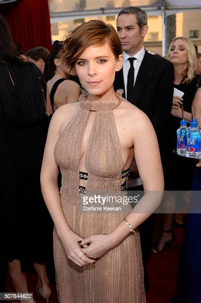 Actress Kate Mara attends The 22nd Annual Screen Actors Guild Awards at The Shrine Auditorium on January 30 2016 in Los Angeles California 25650_016