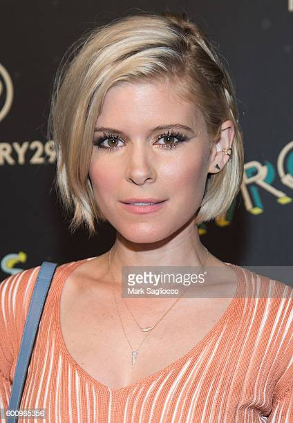 Actress Kate Mara attends the 2nd Annual Refinery29 29Rooms Powered By People on September 8 2016 in New York City