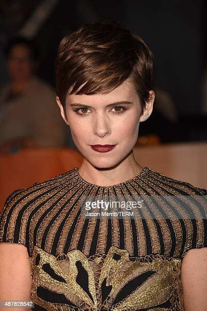 Actress Kate Mara attends The Martian premiere during the 2015 Toronto International Film Festival at Roy Thomson Hall on September 11 2015 in...