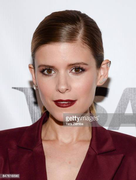 Actress Kate Mara attends the 'My Days Of Mercy' premiere during the 2017 Toronto International Film Festival at Roy Thomson Hall on September 15...