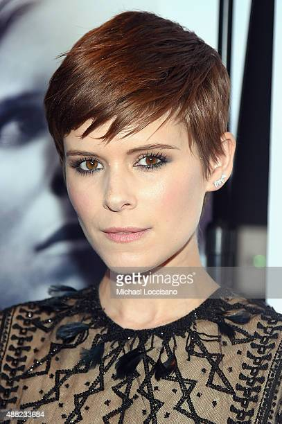 Actress Kate Mara attends the New York City Special Screening of Captive at the Sheen Center on September 14, 2015 in New York City.