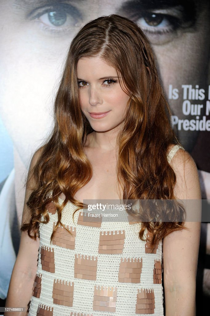 Actress Kate Mara attends the Premiere of Columbia Pictures' 'The Ides Of March' held at the Academy of Motion Picture Arts and Sciences' Samuel Goldwyn Theatre on September 27, 2011 in Beverly Hills, California.