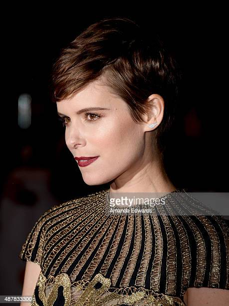 Actress Kate Mara attends the The Martian premiere during the 2015 Toronto International Film Festival at Roy Thomson Hall on September 11 2015 in...
